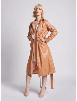 Molly Midi Coat by Eggie