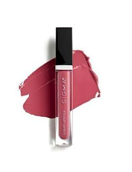 Liquid Lipstick by Sigma Beauty