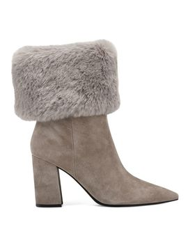 Chrissa Heel Bootie by Nine West