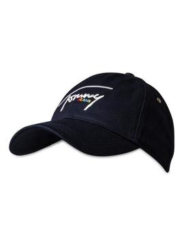 Womens Signature Cap by Tommy