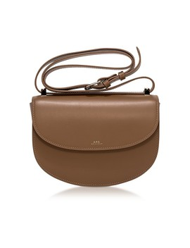 Geneve Smooth Leather Crossbody by A.P.C.
