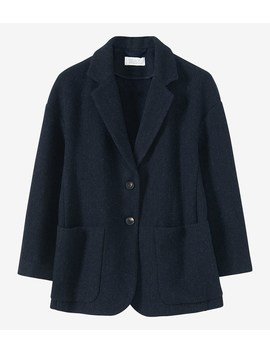 Soft Wool Jacket by Toast