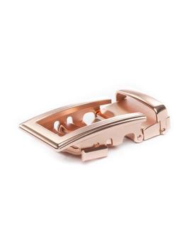 "1.5"" Traditional Buckle In Rose Gold by Anson Belt & Buckle"
