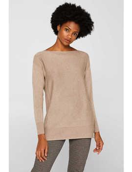 Pullover Mit Organic Cotton by Esprit