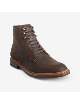 Higgins Mill Boot With Waxed Suede Leather by Allen Edmonds