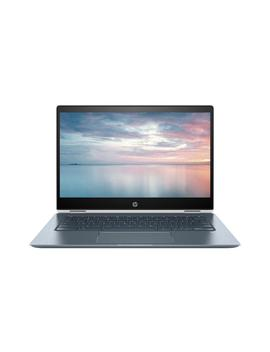 "Hp   2 In 1 14"" Touch Screen Chromebook   Intel Core I3   8 Gb Memory   64 Gb E Mmc Flash Memory   Hp Finish In Ceramic White And Cloud Blue Touchscreen Laptop Notebook 14 Da0011 Dx by Newegg"