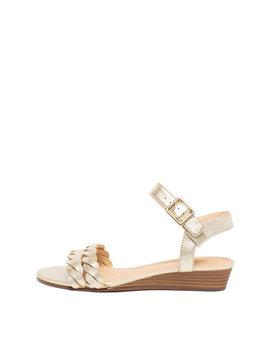 Sandale Wedge De Piele Mena by Clarks