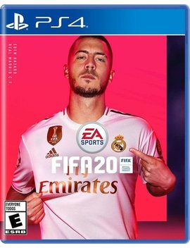 playstation-4 by fifa-20-standard-edition