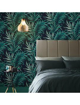 Yasuni Midnight Wallpaper by Graham & Brown