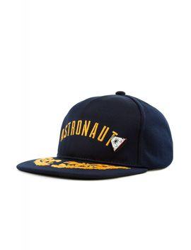 Legend Snap Hat In Blue Depths by Billionaire Boys Club