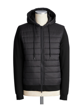 Quilted Jacket by Patrick Assaraf Quilted Jacket