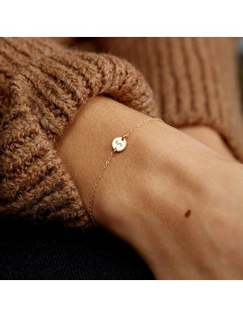 Yuki Disk Bracelet by Gldn