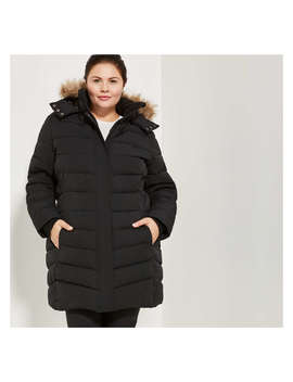 Women+ Prima Loft® Hooded Active Parka by Joe Fresh
