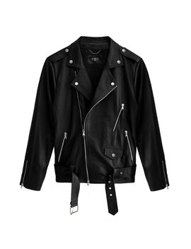 The Moto Leather Jacket by Oro