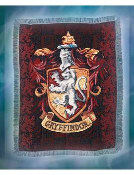 Harry Potter Gryffindor™ Tapestry Throw by Lakeside Collection