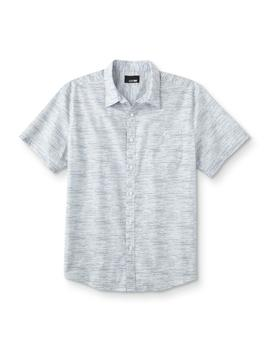 Amplify Young Men's Short Sleeve Shirt   Textured by Amplify