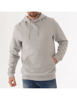 Vagn Classic Hoodie   Light Grey Melange by Norse Projects