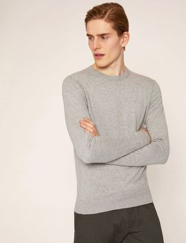 Classic Insignia Crewneck Sweater by Armani Exchange