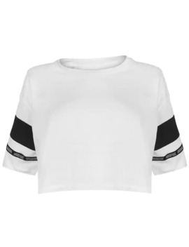 Myt Solid T Shirt Ladies by Reebok