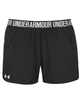 Play Up 2 Shorts Ladies by Under Armour