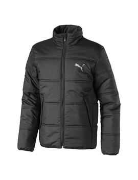 Essentials Padded Full Zip Kid's Jacket by Puma