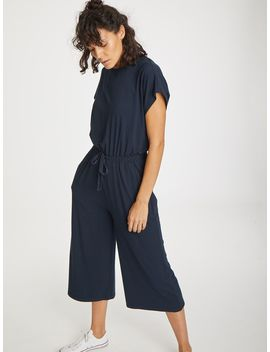 Brigitta Bamboo Jersey Jumpsuit by Thought