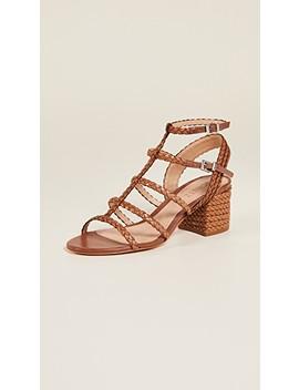 Rosalia 系带凉鞋 by Schutz