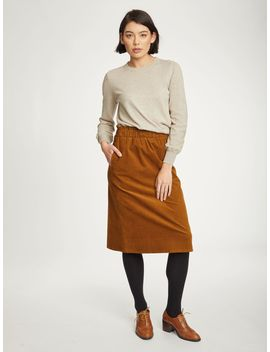 Dela Wool Organic Cotton Jumper by Thought