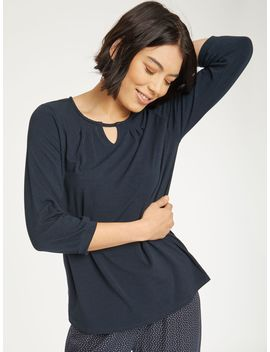 Sigrun Soft Bamboo Blouse by Thought