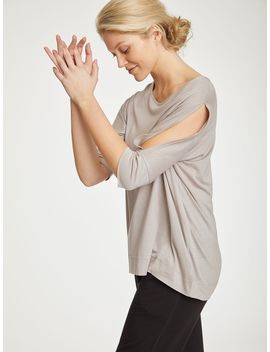 Riana Bamboo Jersey Top by Thought