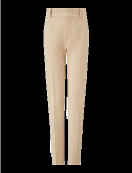 Yuli Cotton Bi Stretch Trousers by Joseph