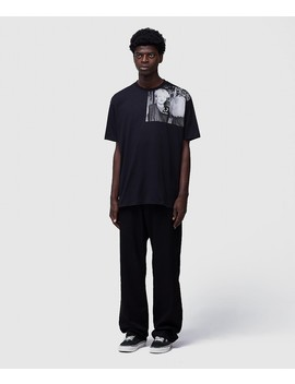 Printed T Shirt by Fred Perry X Raf Simons