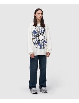 Hearst Printed Sweatshirt by Dries Van Noten