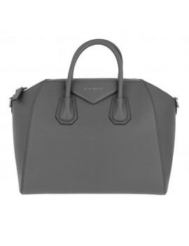 Antigona Medium Tote Storm Grey by Givenchy