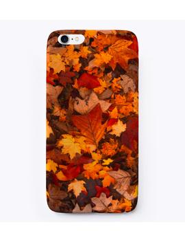 Fall Pattern by Teespring