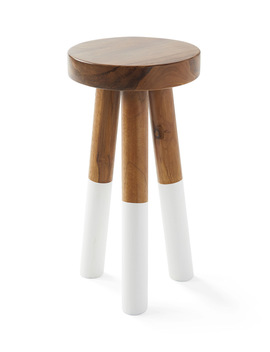 Dip Dyed Stools  Ch367 01 by Serena And Lily