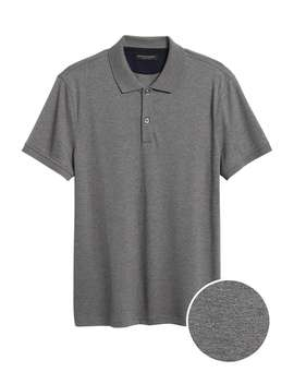 Luxury Touch Polo by Banana Republic