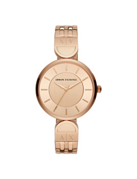 Armani Exchange Ladies Dress Watch by Goldsmiths