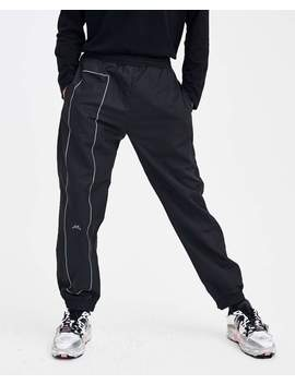 Rectangle Print Trouser   Black by A Cold Wall*