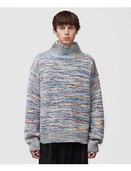 Tanish Knitted Mock Sweater by Dries Van Noten