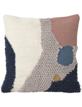 Ferm Living Loop Cushion   Landscape by Ferm Living