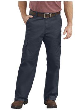 Loose Fit Straight Leg Cargo Pants by Dickies