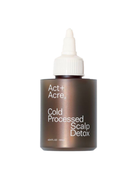 Cold Processed Scalp Detox by Act+Acre