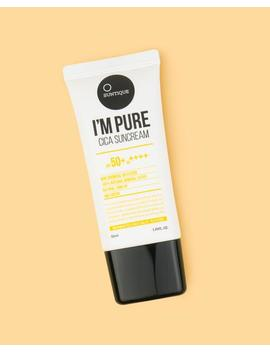 I'm Pure Cica Suncream by Suntique