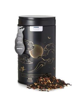 Organic Stormy Night Iconic Tin by Davi Ds Tea