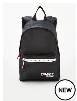 Cool City Backpack   Black by Tommy Jeans