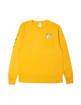 Lord Nermal Pocket L/S (Gold) by Ripndip