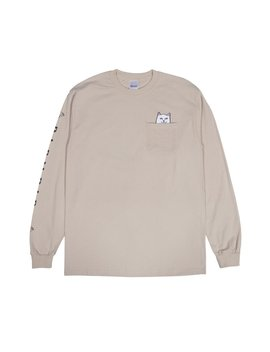 Lord Nermal Pocket L/S (Tan) by Ripndip