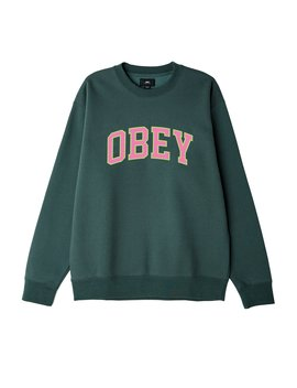 Obey Academic 2 Crewneck by Obey