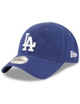 Youth Los Angeles Dodgers New Era Royal Core Classic Replica 9 Twenty Adjustable Hat by Ml Bshop